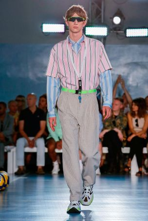 MSGM Menswear Spring Summer 2019 Milan8