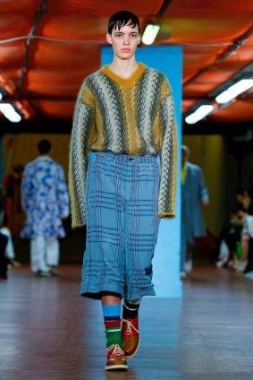 Marni Menswear Spring Summer 2019 Milan16