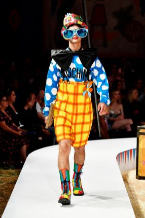Moschino Menswear Spring Summer 2019 & Women's Resort Los Angeles12
