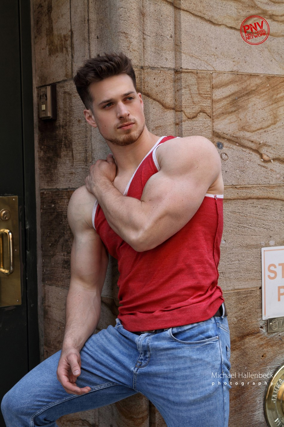 Nick  The City With Nick Sandell By Michael Hallenbeck -8588