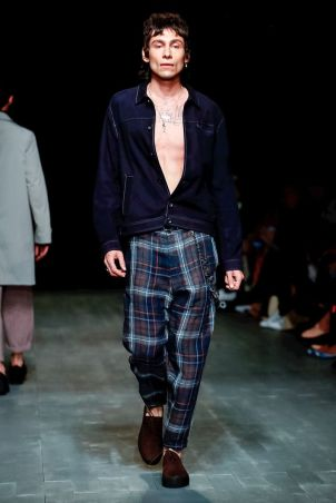 Oliver Spencer Menswear Spring Summer 2019 London15
