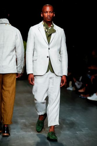 Oliver Spencer Menswear Spring Summer 2019 London25