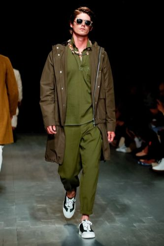 Oliver Spencer Menswear Spring Summer 2019 London27