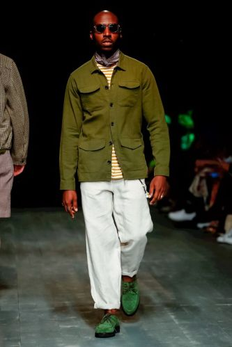 Oliver Spencer Menswear Spring Summer 2019 London29