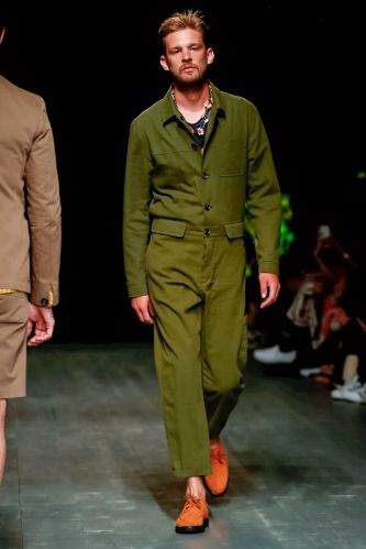Oliver Spencer Menswear Spring Summer 2019 London31