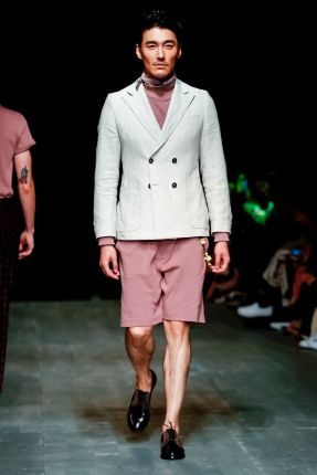 Oliver Spencer Menswear Spring Summer 2019 London4
