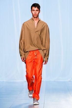 Qasimi Menswear Spring Summer 2019 London13