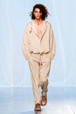 Qasimi Menswear Spring Summer 2019 London8