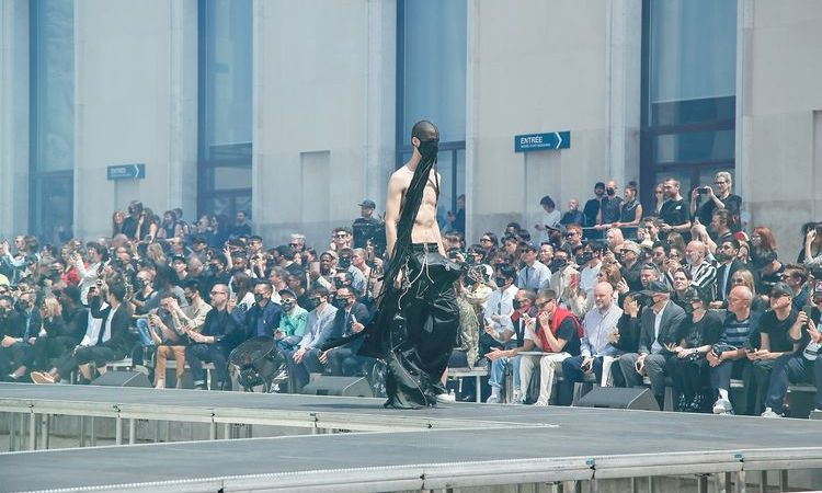 Rick Owens Spring Summer 2019 Paris