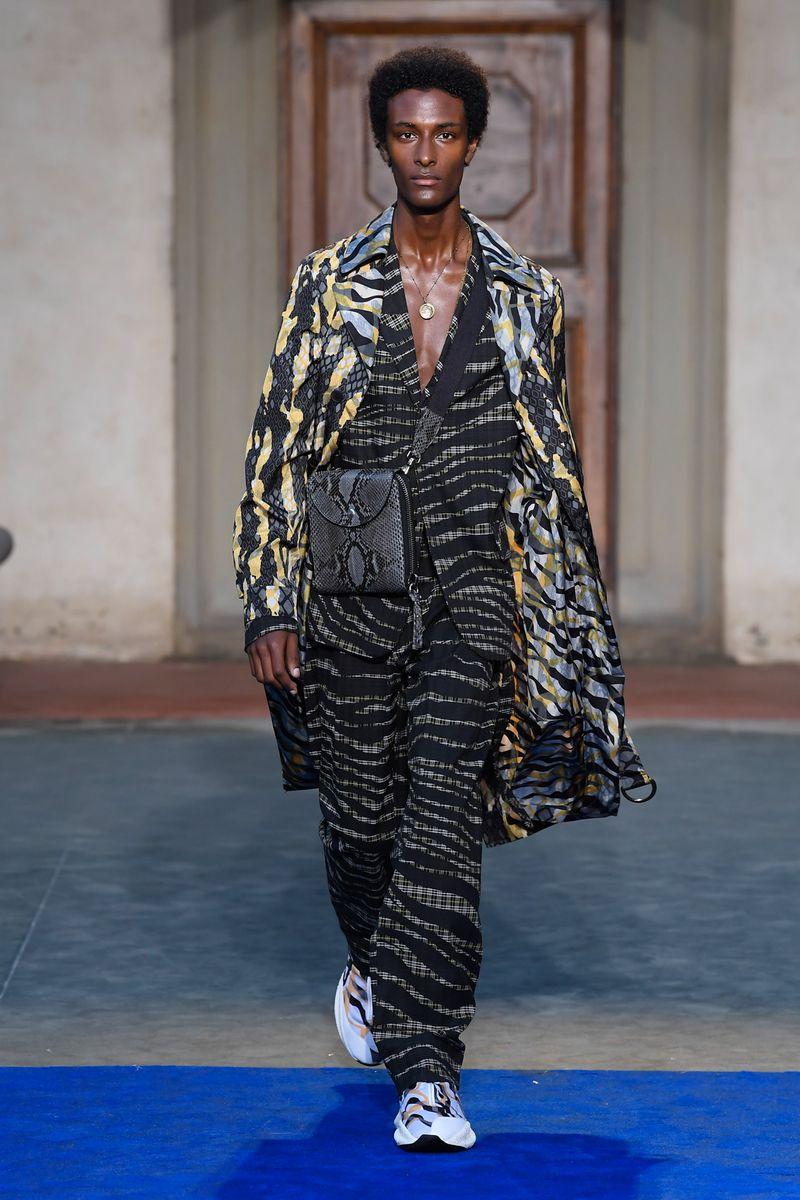 Roberto Cavalli Menswear Spring Summer 2019 Florence15