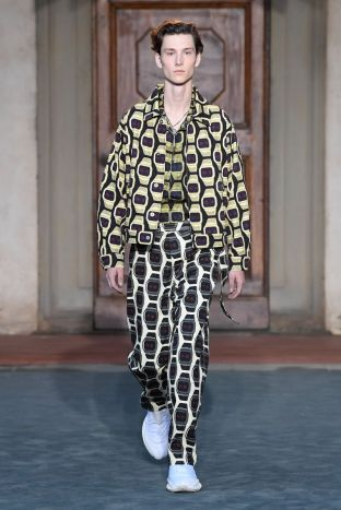 Roberto Cavalli Menswear Spring Summer 2019 Florence