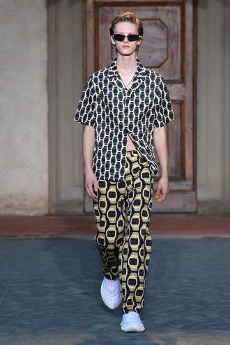 Roberto Cavalli Menswear Spring Summer 2019 Florence32