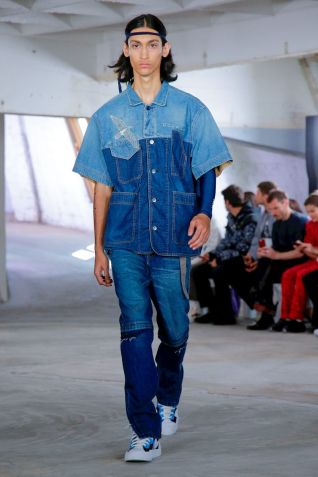 Sacai Menswear Spring Summer 2019 Paris13