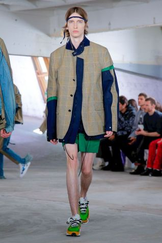 Sacai Menswear Spring Summer 2019 Paris22