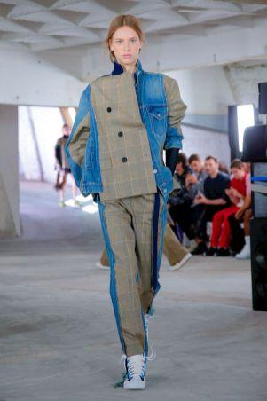 Sacai Menswear Spring Summer 2019 Paris26