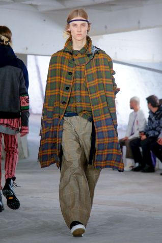 Sacai Menswear Spring Summer 2019 Paris27