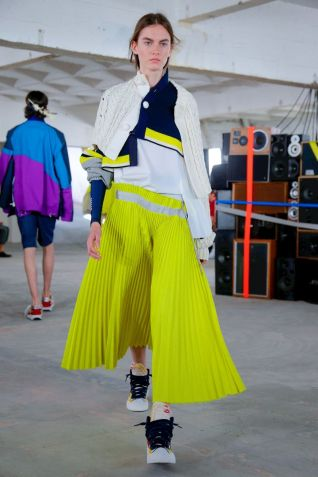 Sacai Menswear Spring Summer 2019 Paris30
