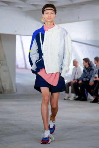 Sacai Menswear Spring Summer 2019 Paris31