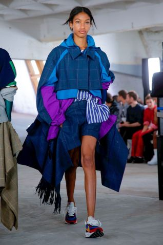 Sacai Menswear Spring Summer 2019 Paris33