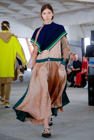 Sacai Menswear Spring Summer 2019 Paris37