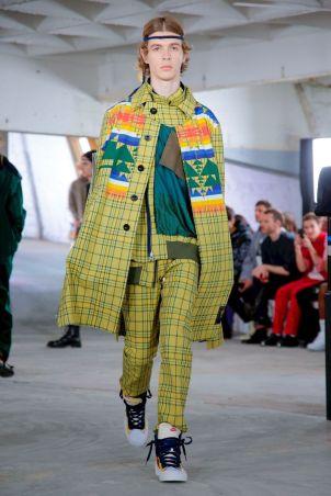 Sacai Menswear Spring Summer 2019 Paris41