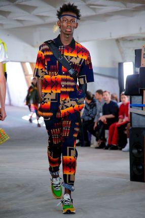 Sacai Menswear Spring Summer 2019 Paris45