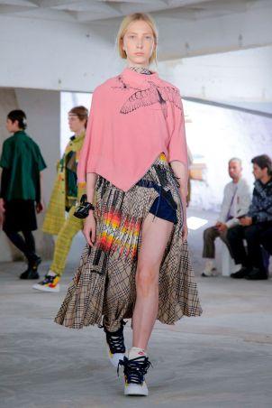 Sacai Menswear Spring Summer 2019 Paris46