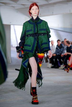 Sacai Menswear Spring Summer 2019 Paris50
