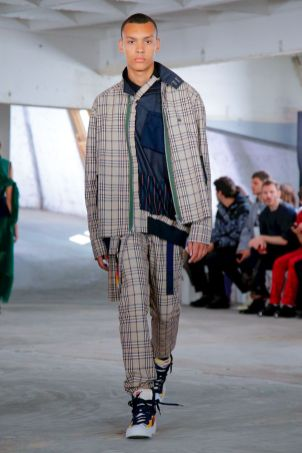 Sacai Menswear Spring Summer 2019 Paris51