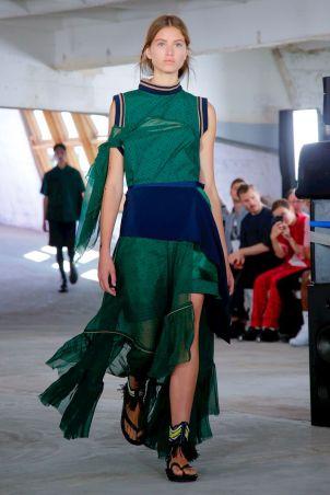 Sacai Menswear Spring Summer 2019 Paris53