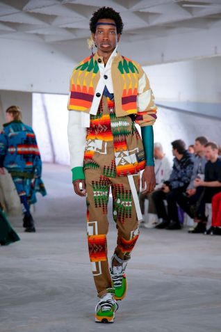 Sacai Menswear Spring Summer 2019 Paris7