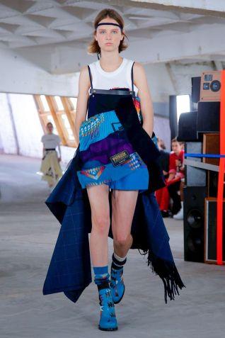 Sacai Menswear Spring Summer 2019 Paris8