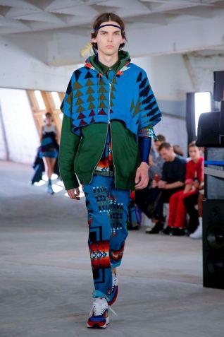 Sacai Menswear Spring Summer 2019 Paris9