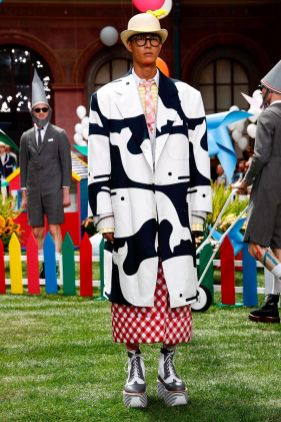 Thom Browne Menswear Spring Summer 2019 Paris10