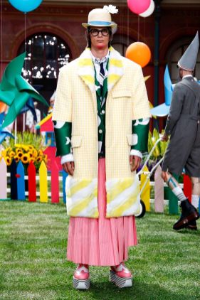 Thom Browne Menswear Spring Summer 2019 Paris13