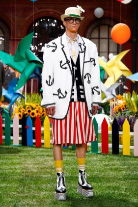 Thom Browne Menswear Spring Summer 2019 Paris14