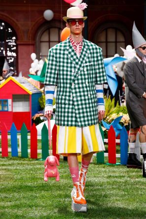 Thom Browne Menswear Spring Summer 2019 Paris19