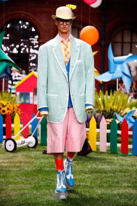 Thom Browne Menswear Spring Summer 2019 Paris2
