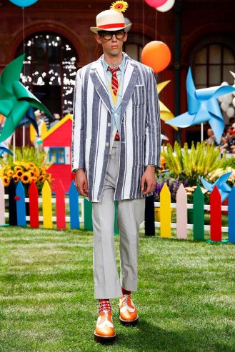 Thom Browne Menswear Spring Summer 2019 Paris25