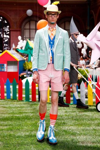 Thom Browne Menswear Spring Summer 2019 Paris26