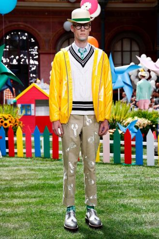 Thom Browne Menswear Spring Summer 2019 Paris30