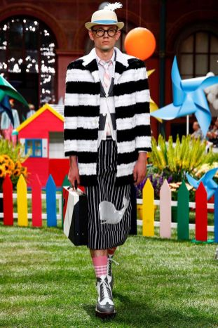 Thom Browne Menswear Spring Summer 2019 Paris33
