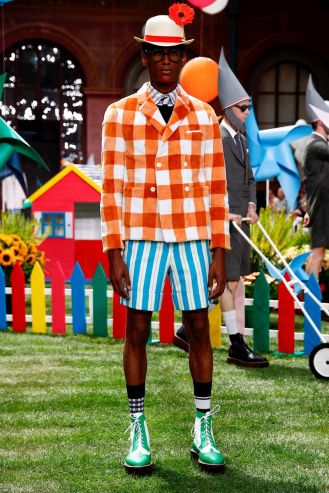 Thom Browne Menswear Spring Summer 2019 Paris35