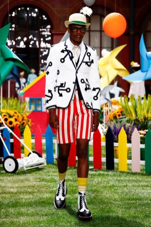 Thom Browne Menswear Spring Summer 2019 Paris37