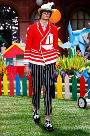 Thom Browne Menswear Spring Summer 2019 Paris38