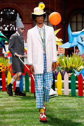 Thom Browne Menswear Spring Summer 2019 Paris39