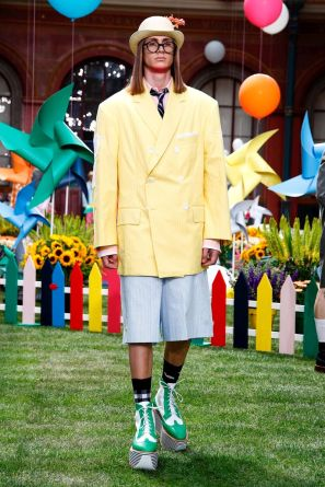 Thom Browne Menswear Spring Summer 2019 Paris4