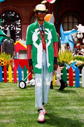 Thom Browne Menswear Spring Summer 2019 Paris41