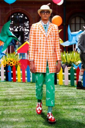 Thom Browne Menswear Spring Summer 2019 Paris46