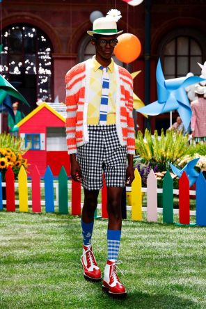 Thom Browne Menswear Spring Summer 2019 Paris52